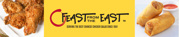 Feast From The East - Take Out