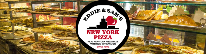 Eddie and Sam's New York Pizza