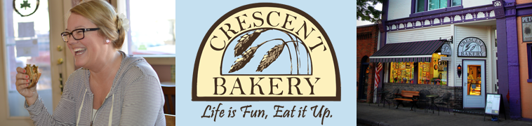 Crescent Bakery & Cafe - Retail